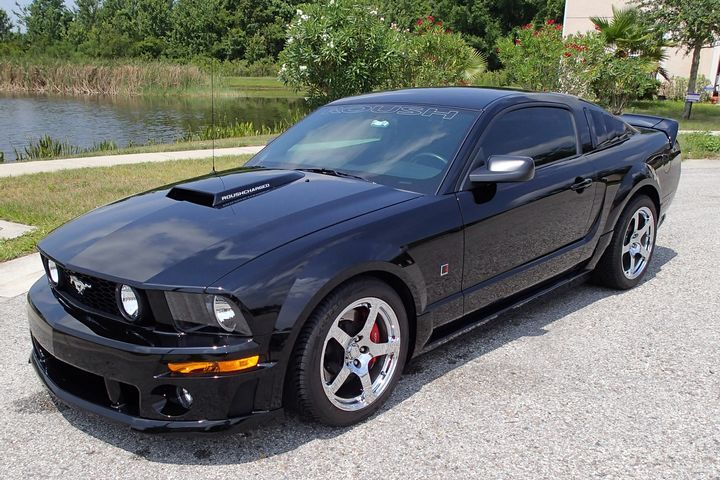 2008 Roush Stage3