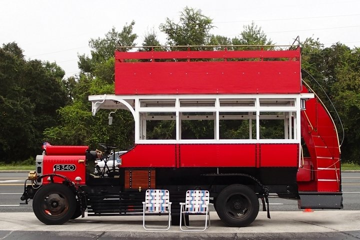 Double Decker Bus Restoration