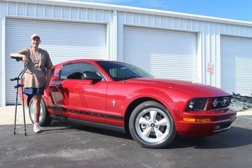 2008 V6 Pony Package with Ford Racing Power Pack