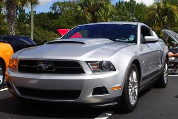 2012 V6 Mustang Coupe