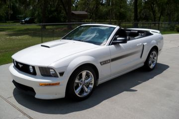 2007 Performance White GT/CS Convertible