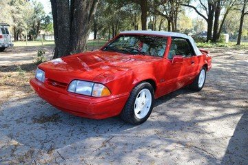 1992 Limited Edition Feature Fox Convertible