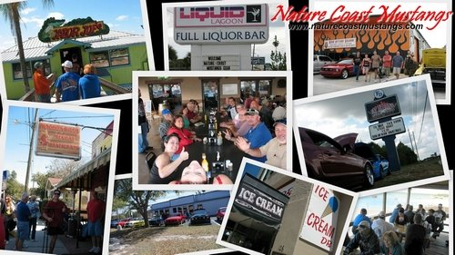 Nature Coast Mustangs Supporting Local Business Dekstop Wallpaper